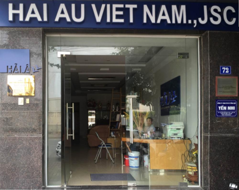 Địa chỉ trụ sở Hải Âu Việt Nam