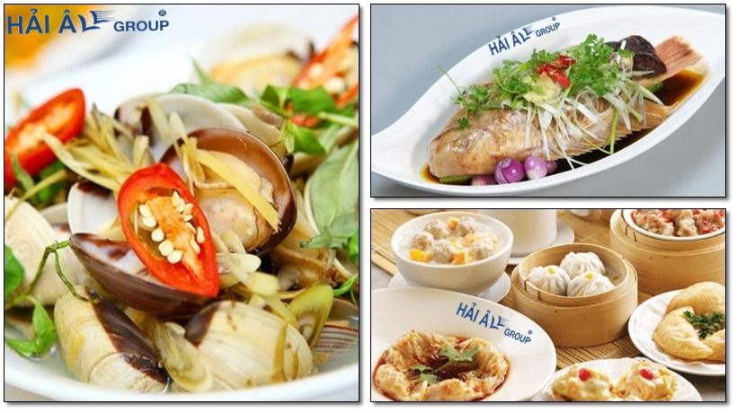 bếp từ công nghiệp có thể chế biến nhiều món ăn