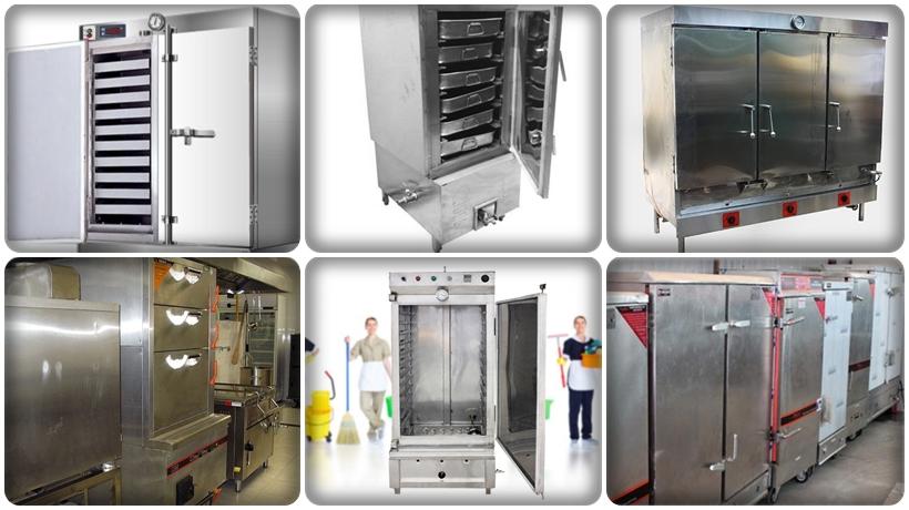 Các loại tủ cơm công nghiệp