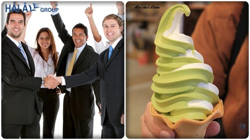 cách quản lý cửa hàng kem thành công